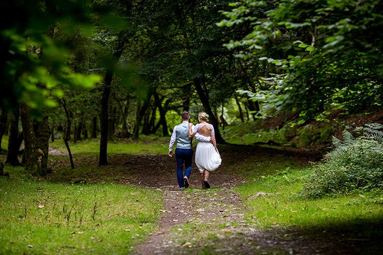Whimsical Greenery Nature Wedding http://lunaweddings.co.uk/