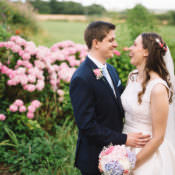 Classic Country Summer Pastel Wedding