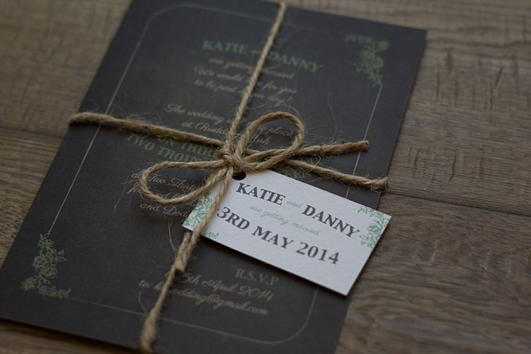Toast Wedding Stationery UK Directory Supplier Love
