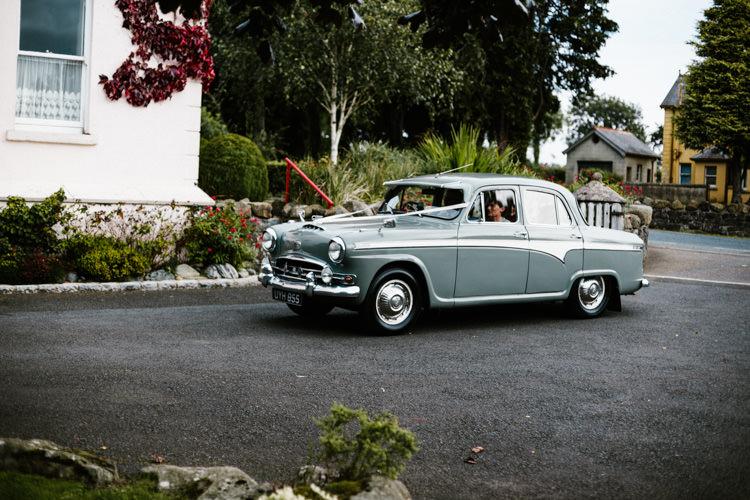 Classic Car Vintage Alternative Lego Aviation Wedding http://www.honeyandthemoonphotography.co.uk/