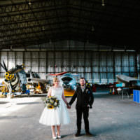 Alternative Lego Aviation Wedding http://www.honeyandthemoonphotography.co.uk/