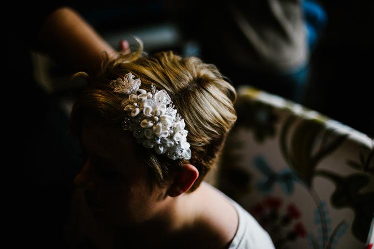 Hair Band Accessory Bride Bridal Alternative Lego Aviation Wedding http://www.honeyandthemoonphotography.co.uk/