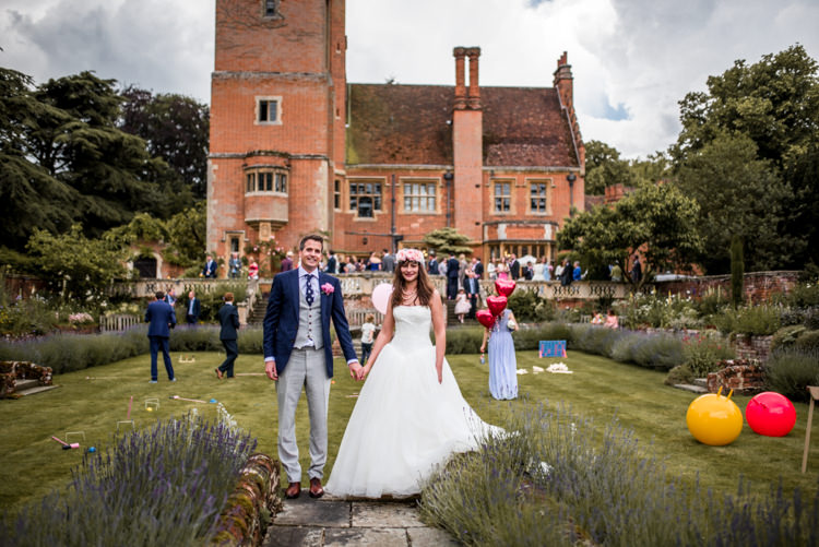 Lanwades Hall Suffolk Quirky English Garden Party Wedding Http Www Michellewoodphotographer