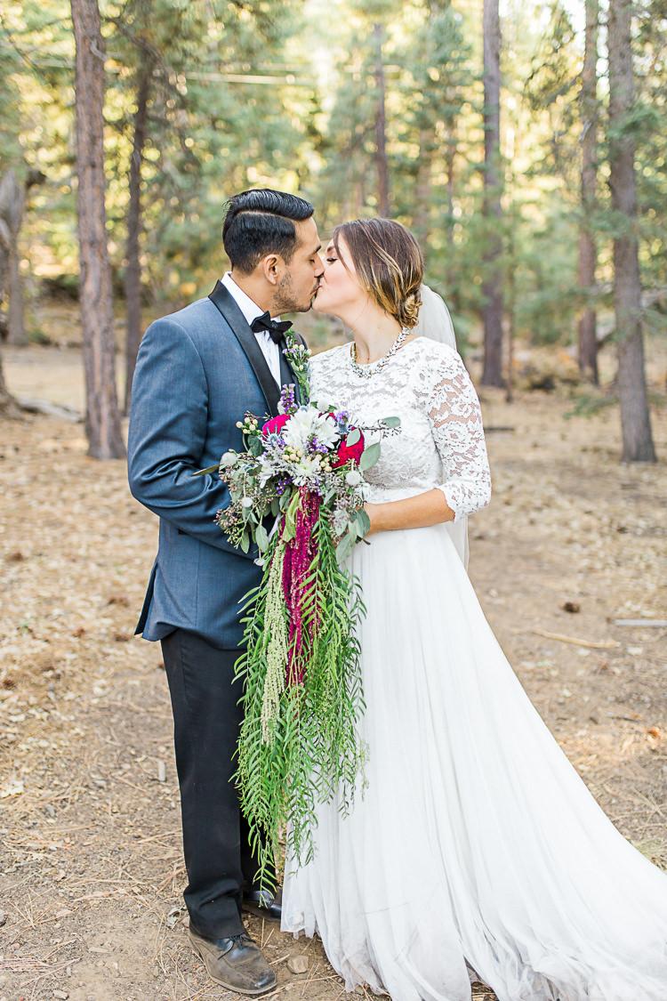 DIY Whimsical Camp Wedding California http://www.landbphotography.org/
