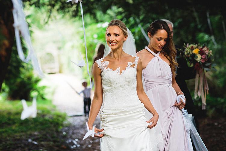 Enchanted Fairy Garden Wedding http://lunaweddings.co.uk/