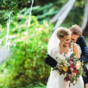 Enchanted Fairy Garden Inspired Wedding