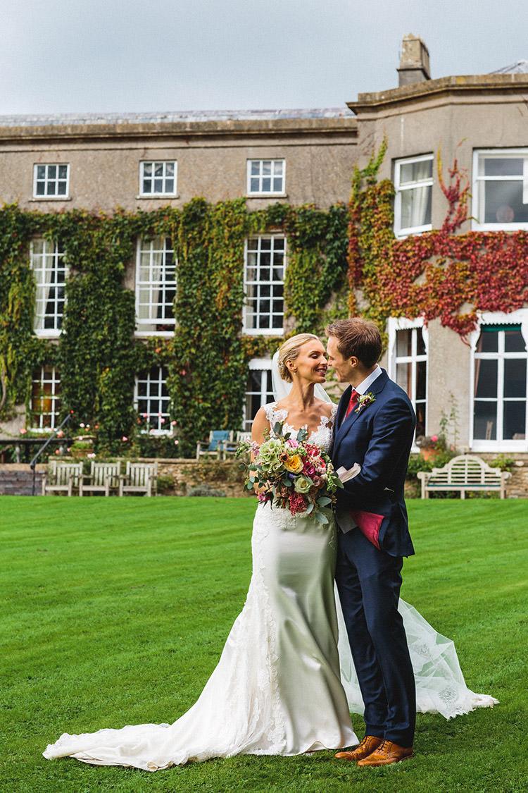 Pennard House Somerset Enchanted Fairy Garden Wedding http://lunaweddings.co.uk/