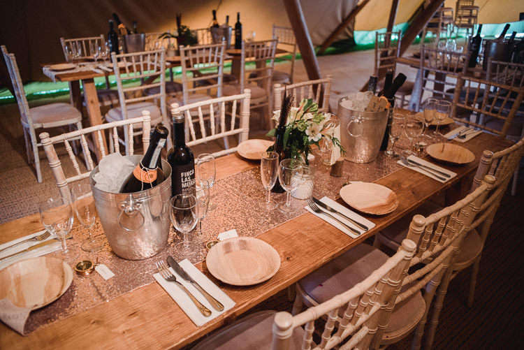 Decor Sequin Cloths Table Bohemian Festival Tipi Wedding http://esmemai.com/