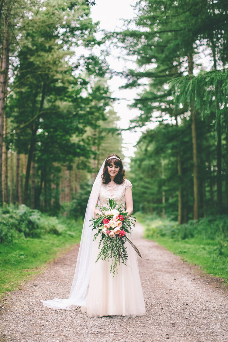 Maggie Sottero Sundance Lace Tulle Dress Gown Bride Bridal Gold Rustic Woodland Birds Outdoorsy Wedding http://www.emmaboileau.co.uk/