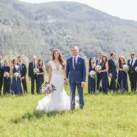 Beautiful Pink Blue Tuscany Villa Wedding http://www.chloemurdochphotography.com/