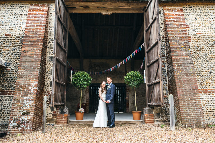 The Great Barn Waxham Norfolk Gorgeous Home Made Pink Gold Barn Wedding http://www.bethmoseleyphotography.co.uk/