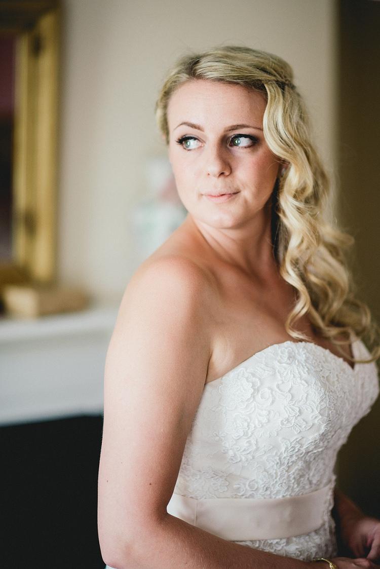 Make Up Bride Bridal Natural Pretty All Things Big Bright Beautiful Multicolour Wedding http://benjaminmathers.co.uk/