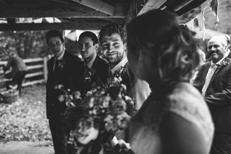 Pretty DIY Outdoor Village Hall Wedding https://photography34.co.uk/