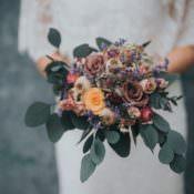 Alternative Wedding Flower Ideas
