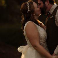 Outdoor Woodland Autumn Banquet Wedding http://toastofleeds.co.uk/