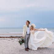 Wild Artistic Ethereal Wedding