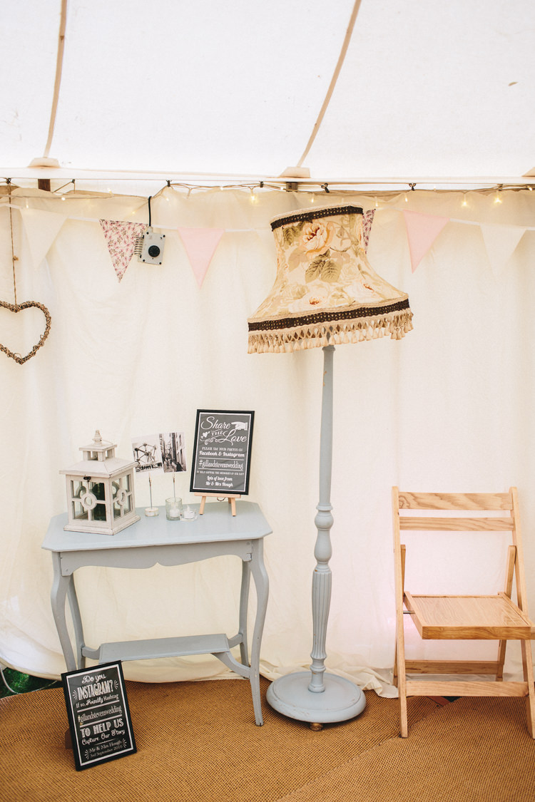 Quirky Furniture Decor Vintage Relaxed Country Garden Party Wedding http://www.jessicaoshaughnessy.co.uk/