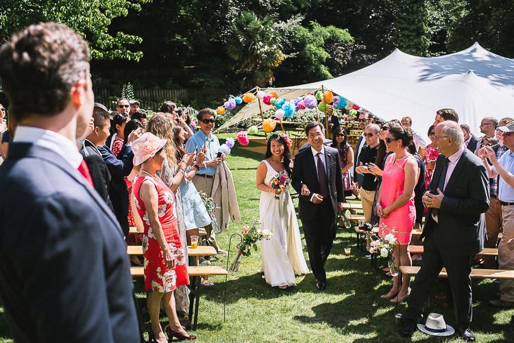 Relaxed Outdoor City Park Festival Wedding http://kristianlevenphotography.co.uk/