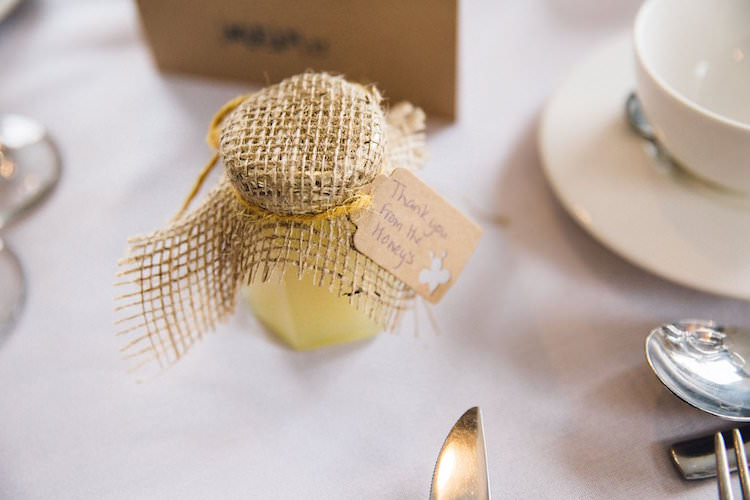 Honey Favours Sweet Quirky Yellow Antique Wedding https://www.redonblonde.com/