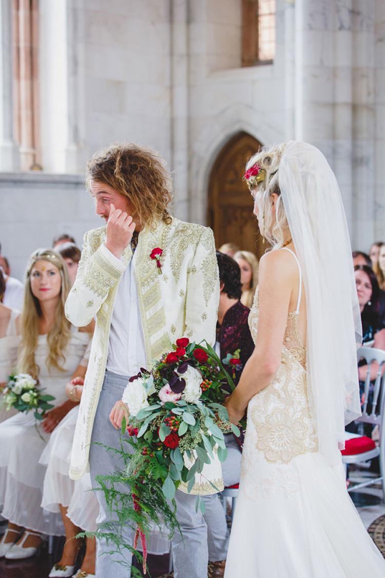 Wild Artistic Ethereal Wedding http://sarahannweddings.com/