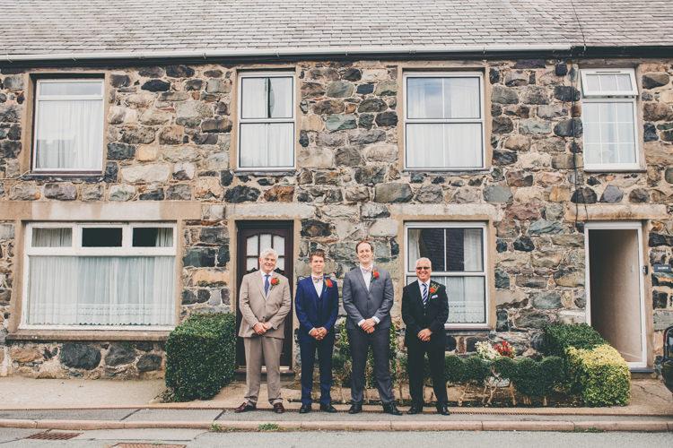 Mismatched Groomsmen Groom Suits Bright Retro Vintage Sea Wedding http://www.larissajoice.co.uk/