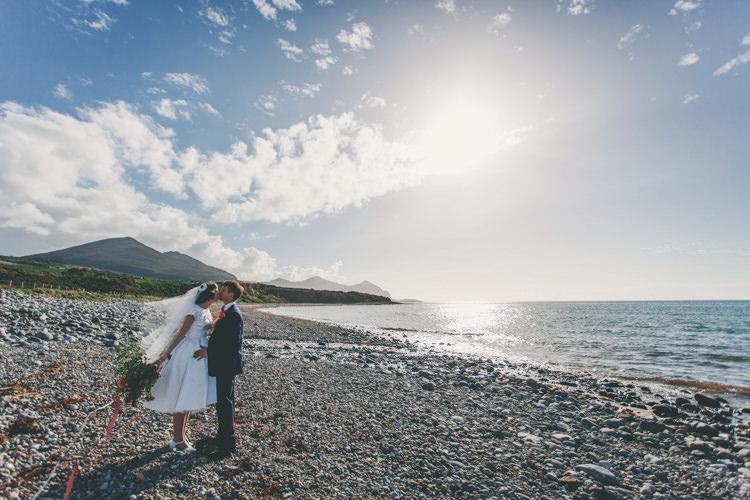 Bright Retro Vintage Sea Wedding http://www.larissajoice.co.uk/