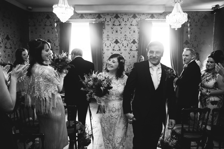 Quirky Vintage Glamour Wedding https://www.jacksonandcophotography.com/