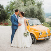 Beautiful Tuscan Villa Destination Wedding