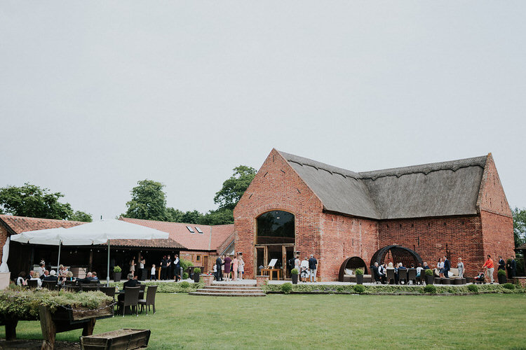 Southwood Hall Norfolk Stylish Hand Made Rainy Summer Barn Wedding http://www.kategrayphotography.com/