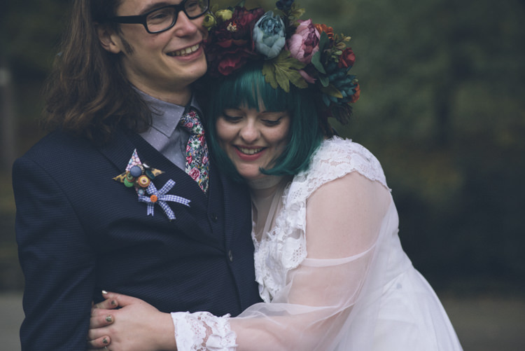 Alternative Creative Budget Wedding http://www.petecranston.com/