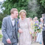 Relaxed, Fun & Natural Wedding Photos Here You Come