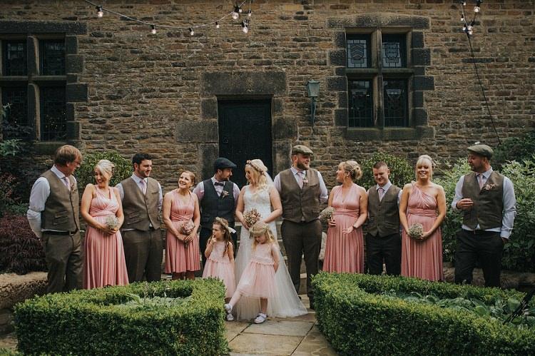 Enchanting Woodland Boho Wedding http://www.kerrydiamondphotography.com/
