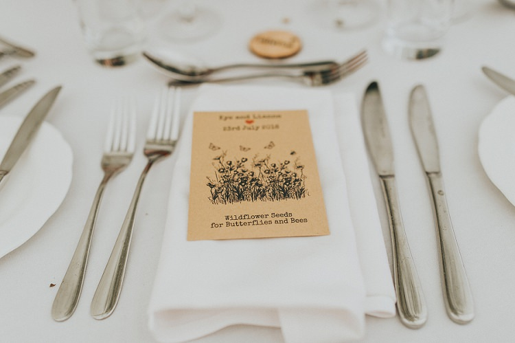 Seed Favours Enchanting Woodland Boho Wedding http://www.kerrydiamondphotography.com/