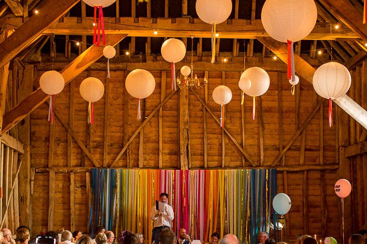Fun Multicolour Creative Barn Wedding http://www.mattparryphotography.co.uk/