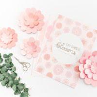 Bea and Bloom DIY Paper Blooms