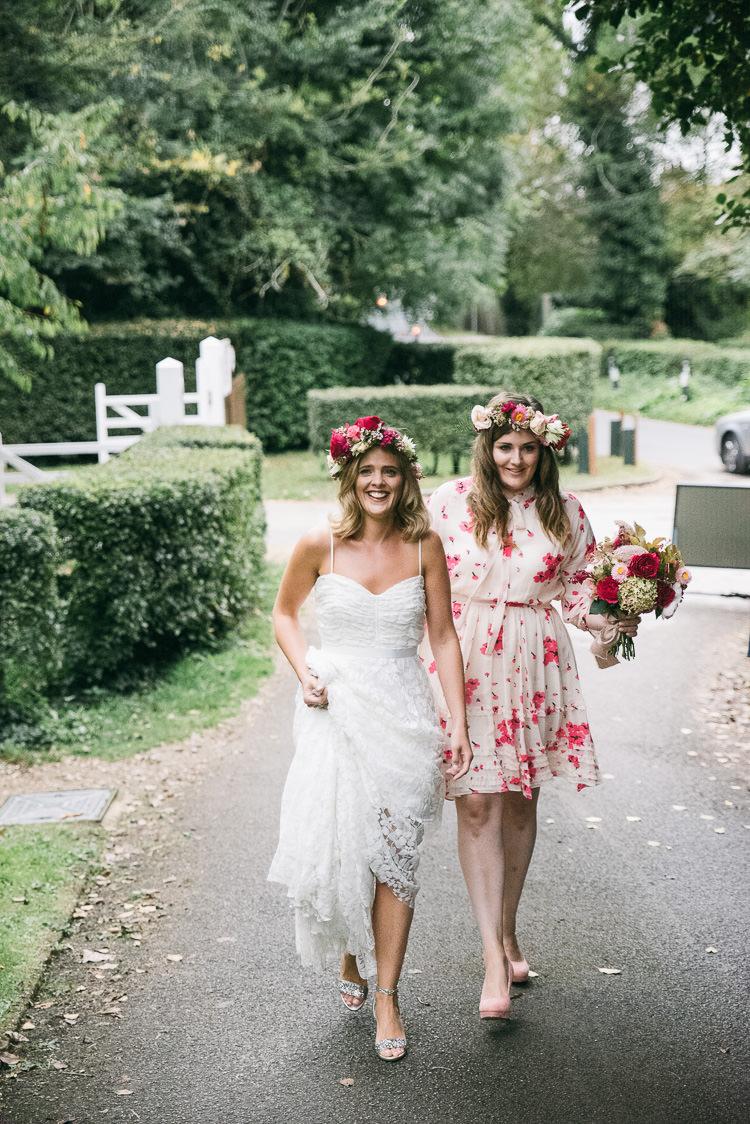 Creative Cool Bohemian Harbourside Wedding http://carohutchings.com/