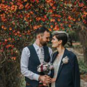Modern Spring Botanic Garden Wedding in Texas