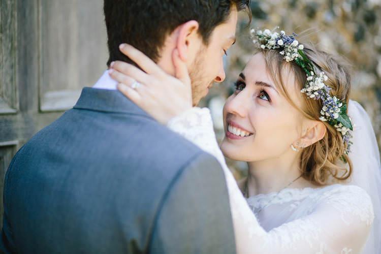 Pretty Picturesque Outdoor Castle Wedding https://parkershots.com/