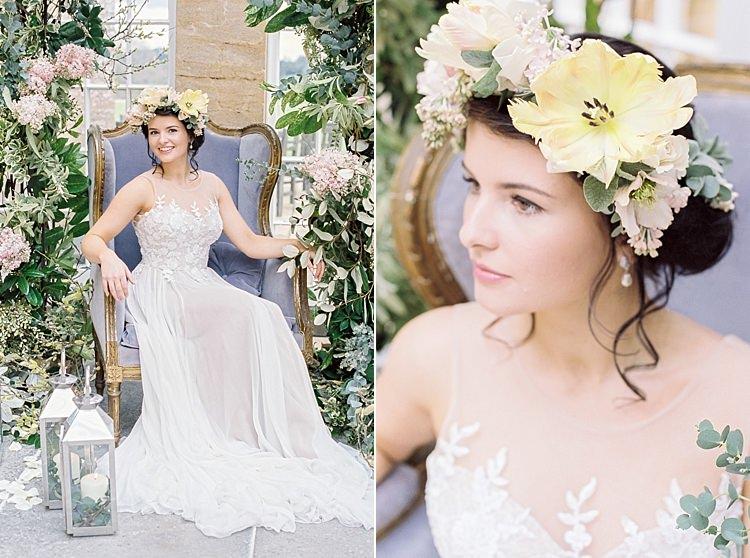 Ethereal Soft Fine Art Wedding Ideas http://lizbakerphotography.co.uk/
