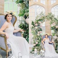 Ethereal Soft Fine Art Wedding Ideas http://lizbakerphotography.co.uk/
