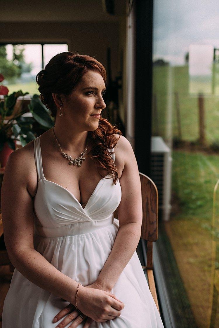 Fashion Dress Bride Bridal Gown Straps Beautiful Lilac Garden Wedding New Zealand http://www.levienphotography.com/