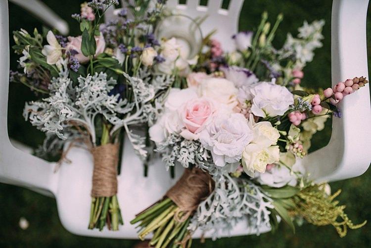 Bouquet Flowers Bride Bridal Bridesmaid Pretty Beautiful Lilac Garden Wedding New Zealand http://www.levienphotography.com/