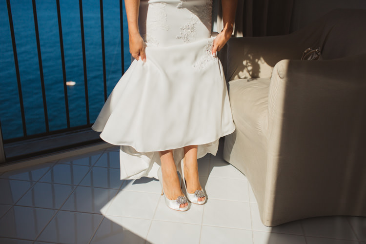 Elegant Stylish Sorrento Destination Wedding http://www.francessales.co.uk/