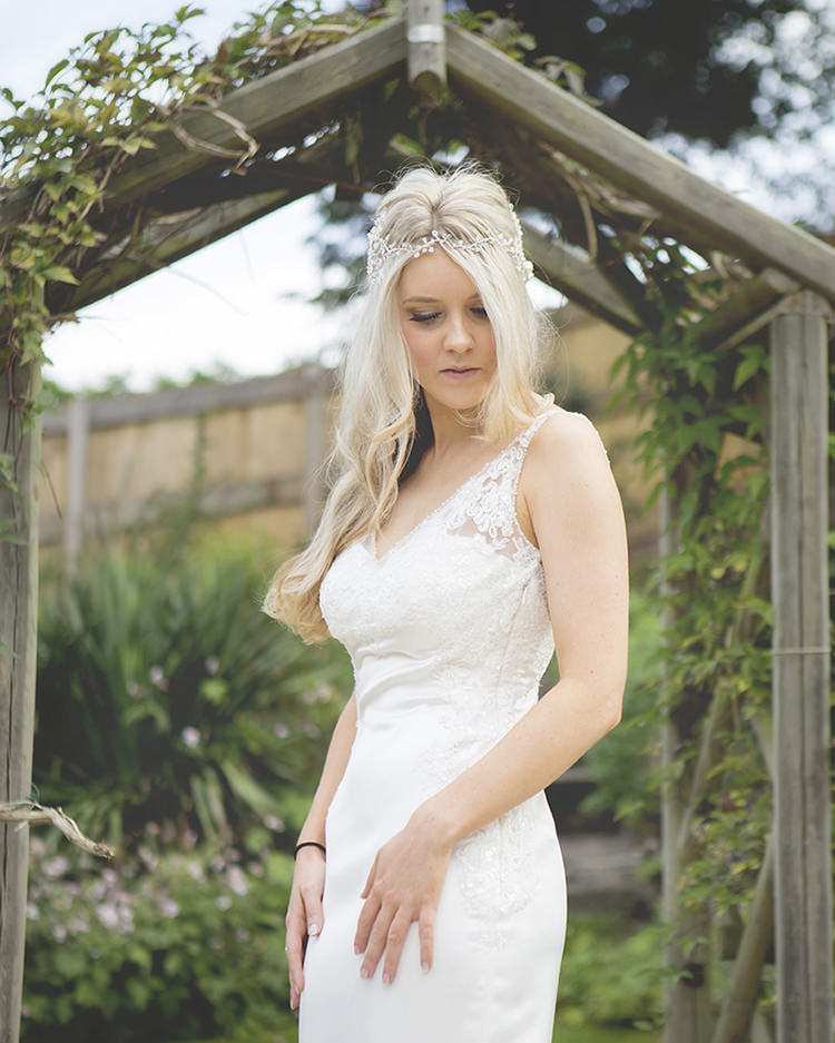 Bride Bridal St Patrick Headpiece Opal Swarovski Pastel Pretty Flower Garden Style Wedding http://katrinamatthewsphotography.co.uk/