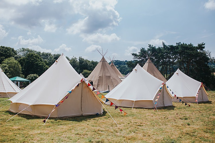 Bell Tents Family Friendly Summer Tipi Outdoor Wedding http://www.brookrosephotography.co.uk/