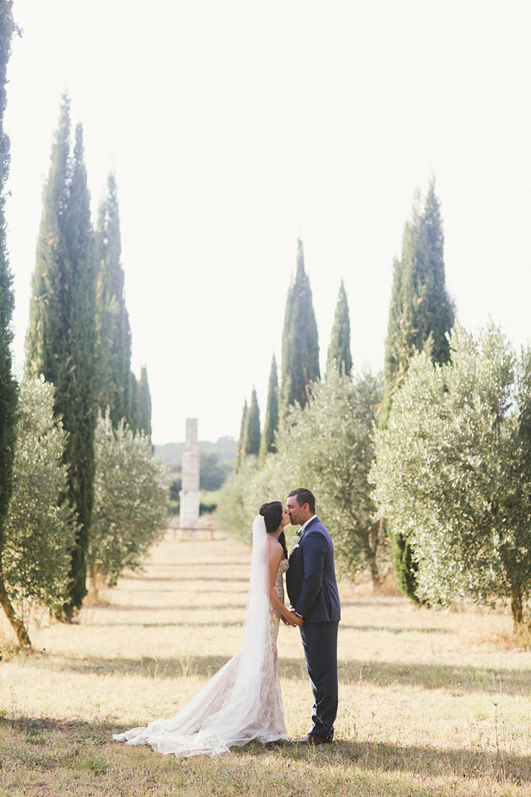 Natural Château Destination Wedding In The South Of