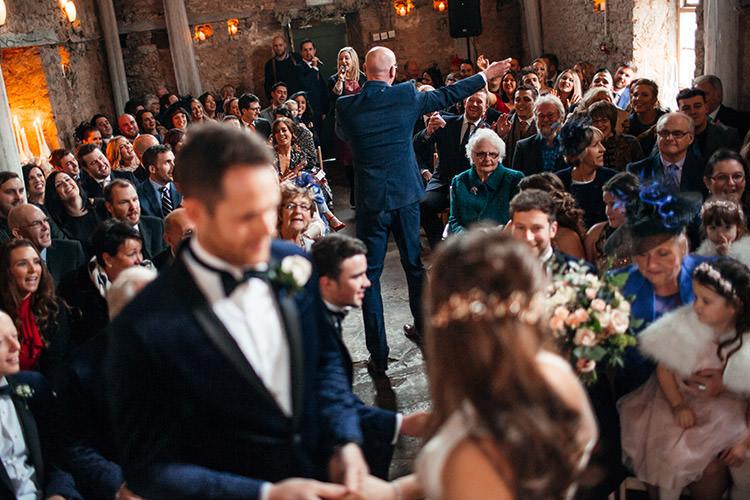 Stylish Winter Glamour Wedding http://lunaweddings.co.uk/
