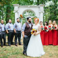 Creative Quirky Rustic Barn Wedding Tennessee http://www.alexbeephoto.com/