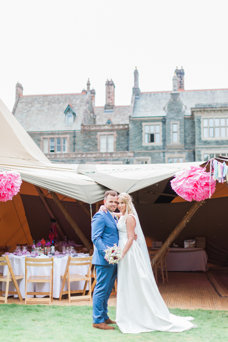 Beautifully Romantic Eclectic Tipi Wedding http://www.jobradbury.co.uk/