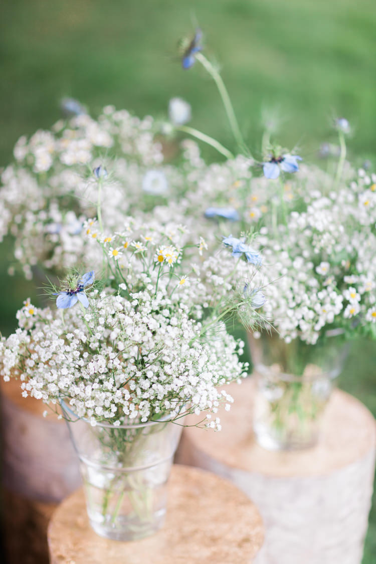 Flowers Vase Gyp Gypsophila Beautifully Romantic Eclectic Tipi Wedding http://www.jobradbury.co.uk/